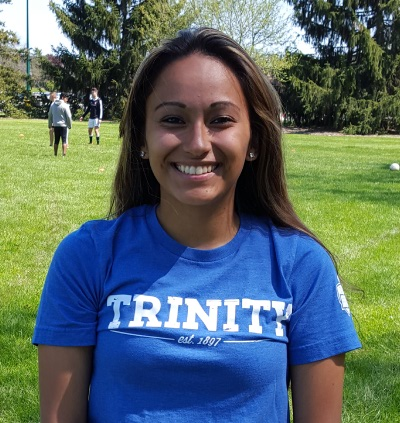 Cynthia Delgado Signs Letter of Intent with Trinity International University